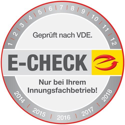 E-CHECK von Elektro-Klaus